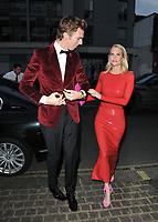 Poppy Delevingne and James Cook at the Save The Children Centenary Gala, The Roundhouse, Chalk Farm Road, London, England, UK, on Thursday 09th May 2019.<br /> CAP/CAN<br /> &copy;CAN/Capital Pictures