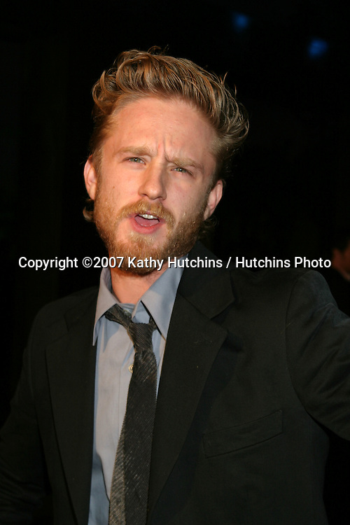 "Ben Foster.""Alpha Dogs"" World Premiere.Cinerama Dome Theater.Los Angeles, CA.January 1, 2007.©2007 Kathy Hutchins / Hutchins Photo...."