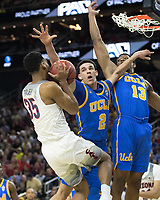 Arizona vs UCLA, March 10, 2017