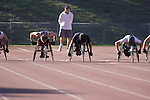 Summer Down Under 2010 Canberra Track Meet - Men's T54 100m B Final