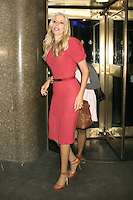 June 04, 2012 Aviva Drescher at NBC Studios in New York City to talk about the new season of the Real Housewives of New York. © RW/MediaPunch Inc. ***NO GERMANY*** ***NO AUSTRIA***