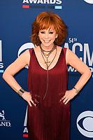 LAS VEGAS, NV - APRIL 7: Reba McEntire attends the 54th Annual ACM Awards at the Grand Garden Arena on April 7, 2019 in Las Vegas, Nevada. <br /> CAP/MPIIS<br /> &copy;MPIIS/Capital Pictures