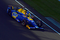 Verizon IndyCar Series<br /> Indianapolis 500 Practice<br /> Indianapolis Motor Speedway, Indianapolis, IN USA<br /> Monday 15 May 2017<br /> Alexander Rossi, Andretti Herta Autosport with Curb-Agajanian Honda<br /> World Copyright: F. Peirce Williams