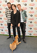 May 29, 20016: THE 1975 - Photocall at Radio 1 Big Wekend Exeter UK