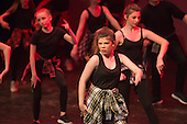 St Albans, England. 17 April 2015. Students aged 5 – 18 from the Living the Dream School of Performing Arts perform in their annual Easter showcase with street dance, contemporary dance, acting, musical theatre and singing. The whole production is a variety showcase created entirely by young people who want to make a difference through the arts, have fun, grow in talent and confidence and feel empowered to believe in themselves and their dreams. Geoff Harrison, The Mayor of St. Albans City and District Council has selected the company's charity, The Dream Foundation set up by Zoë Jackson as his charity for the year. Photo Credit: Bettina Strenske