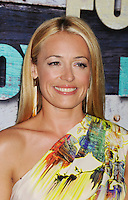 WEST HOLLYWOOD, CA - JULY 23: Cat Deeley arrives at the FOX All-Star Party on July 23, 2012 in West Hollywood, California. / NortePhoto.com<br />