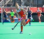 ROTTERDAM - Margot Van Geffen (Ned)    tijdens de Pro League hockeywedstrijd dames, Nederland-USA  (7-1) .   COPYRIGHT  KOEN SUYK