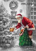 Marcello, CHRISTMAS SANTA, SNOWMAN, WEIHNACHTSMÄNNER, SCHNEEMÄNNER, PAPÁ NOEL, MUÑECOS DE NIEVE, paintings+++++,ITMCXM2063,#X#