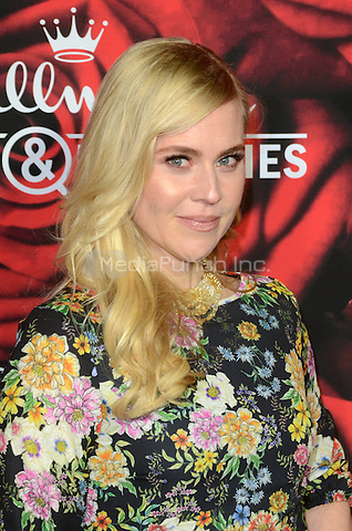 PASADENA. CA - JANUARY 14: Kristin Booth at the Hallmark Winter 2017 TCA Event at Tournament House in Pasadena, California on January 14, 2017. Credit: David Edwards/MediaPunch