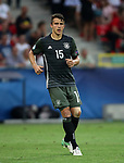 Germany's Marc-Oliver Kempf in action during the UEFA Under 21 Semi Final at the Stadion Miejski Tychy in Tychy. Picture date 27th June 2017. Picture credit should read: David Klein/Sportimage