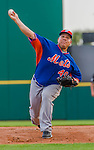 5 March 2015: New York Mets pitcher Bartolo Colon on the mound against the Washington Nationals at Space Coast Stadium in Viera, Florida. The Mets fell to the Nationals after a late inning rally, dropping a 5-4 Grapefruit League game. Mandatory Credit: Ed Wolfstein Photo *** RAW (NEF) Image File Available ***