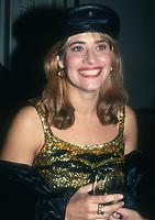 Lorraine Bracco, 1991, Photo By John Barrett/PHOTOlink