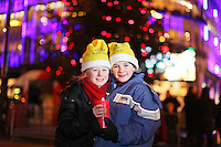 FOCUS IRELAND CHRISTMAS LIGHTS