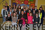 Pictured with Bishop Bill Murphy at their confirmations in St Killians Church Lauragh on Friday were Ailish O'Sullivan, Jenny Kelly, Amy O'Sullivan, Aoife O'Shea, Sharon O'Sullivan, Aaron Morris, Alannah Harrington, Aoife Browne, Darren Maye, Darragh O'Siochru?, Katie O'Sullivan, Ciaran O'Connell, Alannah Smyth, David o'Shea, Elliott Ward, Kate O'Mahony, Katelyn O'Sullivan, Carol O'Sullivan, Gary Orpen, Aidan O'Sullivan, Conan O'Sullivan with teachers Cian O'Sugrue and Mary O'Shea......
