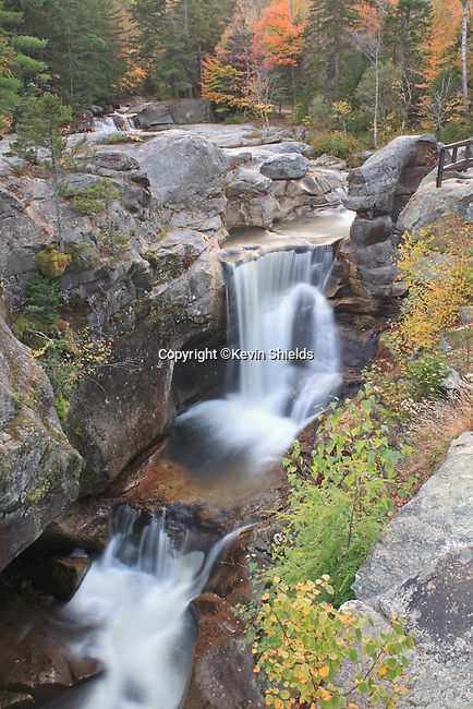 Screw Auger Falls, Grafton Notch State Park, Maine, USA