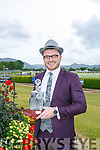 Gavin O'Leary, Killarney wins Best Dressed Man at the Killarney Races on Thursday