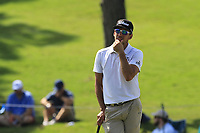 Rafa Cabrera Bello (ESP) on the 15th green during Friday's Round 2 of the 2017 PGA Championship held at Quail Hollow Golf Club, Charlotte, North Carolina, USA. 11th August 2017.<br /> Picture: Eoin Clarke | Golffile<br /> <br /> <br /> All photos usage must carry mandatory copyright credit (&copy; Golffile | Eoin Clarke)