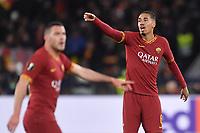 Chris Smalling of Roma<br /> Roma 20-02-2020 Stadio Olimpico <br /> Football Europa League 2019/2020 Round of 32 first leg <br /> AS Roma -  Kaa Gent<br /> Photo Andrea Staccioli / Insidefoto