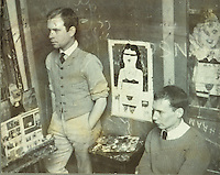 Peter Blake and Richard Smith, 1956