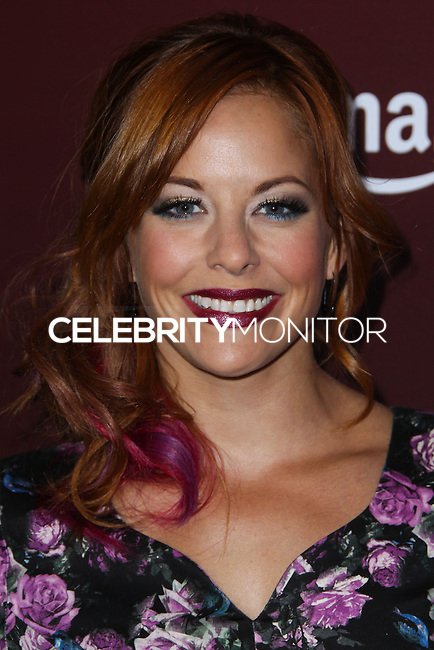 WESTWOOD, CA - NOVEMBER 06: Amy Paffrath at The Hollywood Reporter's Next Gen 20th Anniversary Gala held at the Hammer Museum on November 6, 2013 in Westwood, California. (Photo by Xavier Collin/Celebrity Monitor)