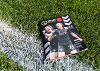 Official matchday programme with Josh Cullen of Charlton Athletic and Conor Gallagher of Charlton Athletic ahead of  Charlton Athletic vs Preston North End, Sky Bet EFL Championship Football at The Valley on 3rd November 2019