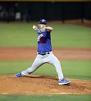 Mitchell White - Los Angeles Dodgers 2019 spring training (Bill Mitchell)