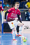 Rios R. Zaragoza Victor Tejel during Semi-Finals Futsal Spanish Cup 2018 at Wizink Center in Madrid , Spain. March 17, 2018. (ALTERPHOTOS/Borja B.Hojas)