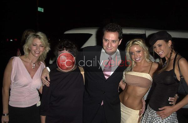 Brian Wallos and his Benchwarmer Girls