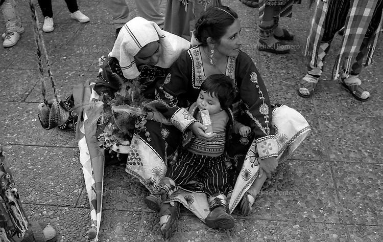 Santiago (Chile) 2018<br /> <br /> Jour de la Pachamama.<br /> <br /> Pachamama day.