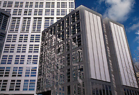 Deutschland, Hamburg, Bürohäuser in der City-Nord