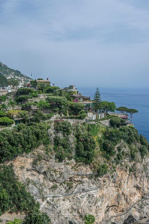 Europe, Italy, Amalfi Coast, Positano, Hotel San Pietro