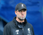 Jurgen Klopp manager of Liverpool during the premier league match at the Etihad Stadium, Manchester. Picture date 9th September 2017. Picture credit should read: David Klein/Sportimage
