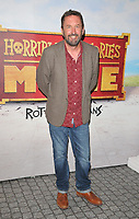 "Lee Mack at the ""Horrible Histories: The Movie - Rotten Romans"" world film premiere, Odeon Luxe Leicester Square, Leicester Square, London, England, UK, on Sunday 07th July 2019.<br /> CAP/CAN<br /> ©CAN/Capital Pictures"
