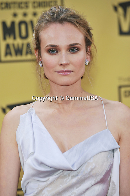 Diane Kruger _145  -<br /> 15th Annual Critics' Choice Movie Awards  at the Hollywood Palladium in Los Angeles.