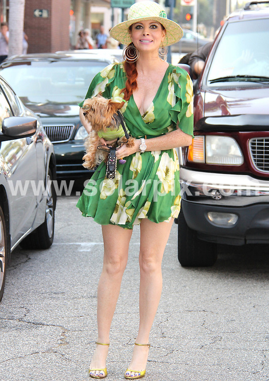 **ALL ROUND PICTURES FROM SOLARPIX.COM**                                             **SYNDICATION RIGHTS FOR UK, AUSTRALIA, DENMARK, PORTUGAL, S. AFRICA, SPAIN & DUBAI (U.A.E) & ASIA (EXCLUDING JAPAN) ONLY**                                                                                  Caption: American actress & model Phoebe Price Sighted Walking in Beverly  Hills, CA, USA                                                                              This pic:                                                                                              JOB REF:13951        PHZ       DATE: 15.09.2011                                                           **MUST CREDIT SOLARPIX.COM OR DOUBLE FEE WILL BE CHARGED**                                                                      **MUST AGREE FEE BEFORE ONLINE USAGE**                               **CALL US ON: +34 952 811 768 or LOW RATE FROM UK 0844 617 7637**
