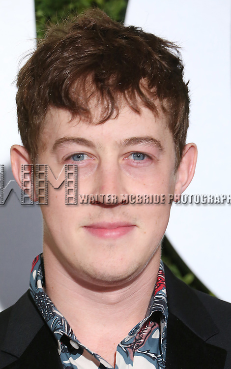 Alex Sharp attends the 71st Annual Tony Awards at Radio City Music Hall on June 11, 2017 in New York City.