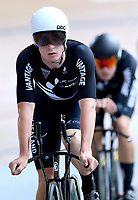 Tom Sexton during training, Avantidrome, Home of Cycling, Cambridge, New Zealand, Friday, March 17, 2017. Mandatory Credit: © Dianne Manson/CyclingNZ  **NO ARCHIVING**