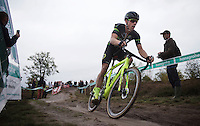 Sven Nys (BEL/Crelan-AAdrinks)<br /> <br /> Men Elite Race<br /> Superprestige Zonhoven 2015