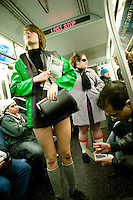 No Pants Subway Ride 2006