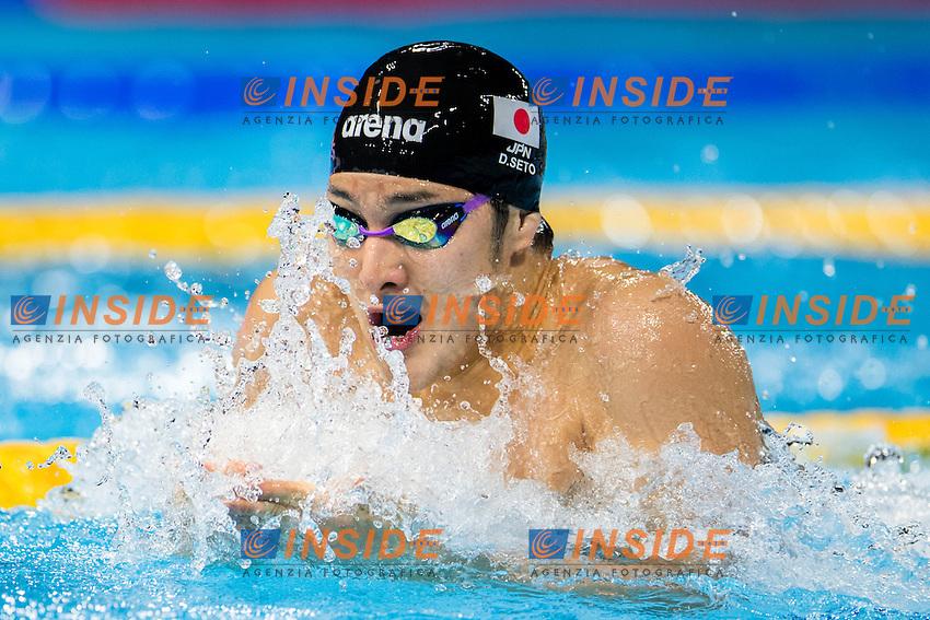 SETO Daiya JPN<br /> Men's 100m Individual Medley<br /> 13th Fina World Swimming Championships 25m <br /> Windsor  Dec. 8th, 2016 - Day03 Finals<br /> WFCU Centre - Windsor Ontario Canada CAN <br /> 20161208 WFCU Centre - Windsor Ontario Canada CAN <br /> Photo &copy; Giorgio Scala/Deepbluemedia/Insidefoto