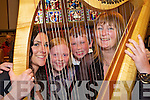 """Mary Culloty O'Sullivan, right, who will be performing in St Marys church, Killarney from Thursday (tonight) until mid September with her performance """"A Celtic Soprano"""", with special guests Cait Buckley, Olivia O'Donoghue and Ronan O'Shea.........."""