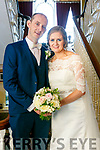 Michelle Keating and Cathal McCabe were married on Saturday 24th June 2017 with a reception at Ballyseede Castle Hotel