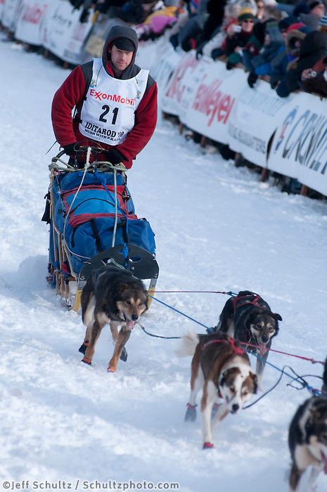 2010, Iditarod, Re-Start, Willow, Alaska, 21, SMYTH, RAMEY.