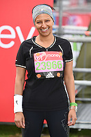 Ranvir Singh<br /> at the start of the 2016 London Marathon, Blackheath, Greenwich London<br /> <br /> <br /> &copy;Ash Knotek  D3108 24/04/2016