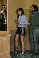Actress Ursula Corbero during `Perdiendo el Norte´ film presentation photocall in Madrid, Spain. March 03, 2015. (ALTERPHOTOS/Victor Blanco) /NORTEphoto.com