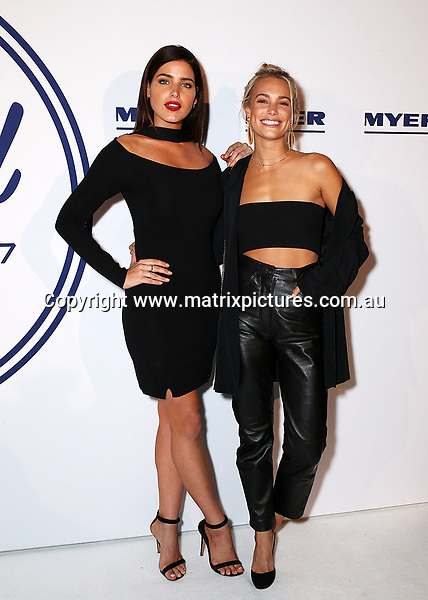 17 AUGUST 2017 SYDNEY AUSTRALIA<br /> WWW.MATRIXPICTURES.COM.AU<br /> <br /> NON EXCLUSIVE PICTURES<br /> <br /> MYER SPRING SOCIAL AT BRONTE.<br /> <br /> Note: All editorial images subject to the following: For editorial use only. Additional clearance required for commercial, wireless, internet or promotional use.Images may not be altered or modified. Matrix Media Group makes no representations or warranties regarding names, trademarks or logos appearing in the images.