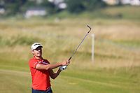 Joakim Lagergren (SWE) during the ProAm of the 2018 Dubai Duty Free Irish Open, Ballyliffin Golf Club, Ballyliffin, Co Donegal, Ireland.<br /> Picture: Golffile | Jenny Matthews<br /> <br /> <br /> All photo usage must carry mandatory copyright credit (&copy; Golffile | Jenny Matthews)