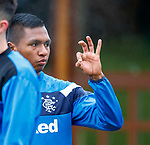 050218 Rangers training