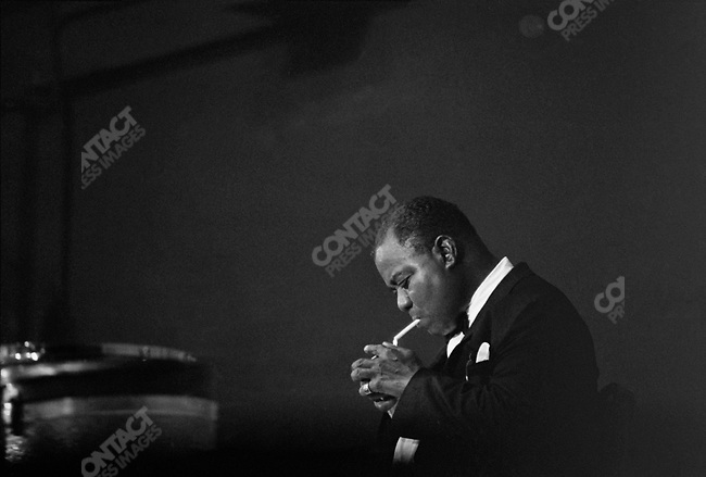 Louis Armstrong, Palais des Sports, Paris, France, June 4, 1965