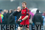 Kevin O'Sullivan Kenmare after the AIB GAA Football Junior All Ireland Club Championship Semi Final in Ennis on Sunday.